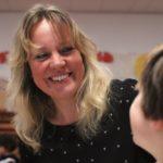 Anne-Fleur, leerkracht middenbouw