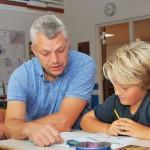 Rens, leerkracht bovenbouw