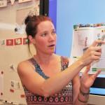 Tessa, onderwijsassistent en coördinator ICT