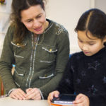 Miranda, leerkracht onderbouw