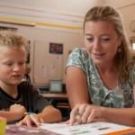 Margot, leerkracht bovenbouw