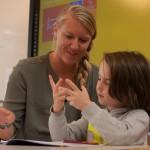 Elles, leerkracht middenbouw