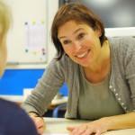 Marita, leerkracht middenbouw